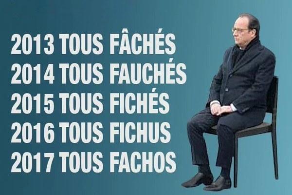 François Hollande - 2012-2017